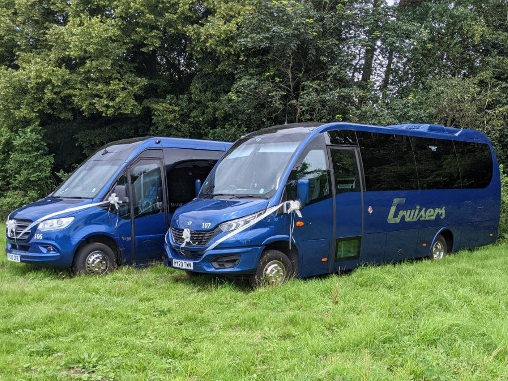 Wedding Coach Hire Redhill, Surrey, Kent Sussex And London